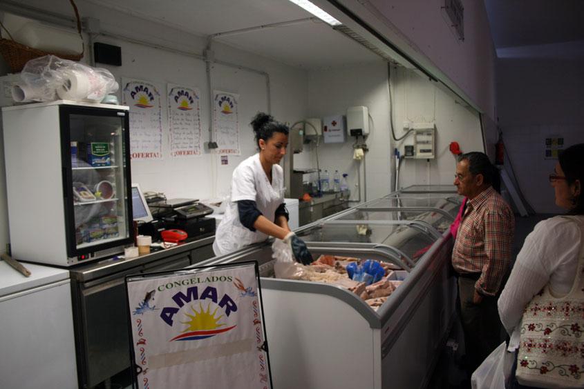 Conil Mercado Abastos