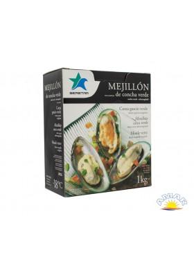 MEJILLON 1/2 CONCHA N/Z G.