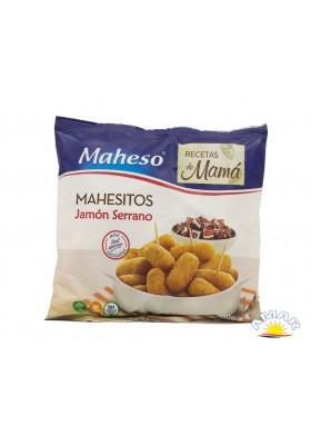 MAHESITOS JAMON 8*500 MAHESO