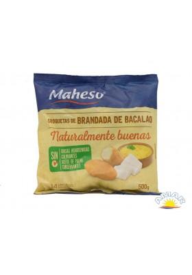 CROQ. BACALAO MAESTRA 8*500 MAHESO